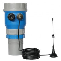 铭控智能超声波液位计水位计料位计防爆防腐一体式分体式传感器