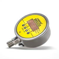 铭控双组继电器数显压力开关回差控制数字液气压表