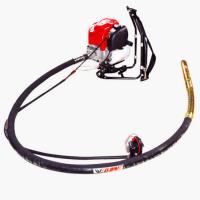 背负式汽油高频振动棒 拆入式振捣器
