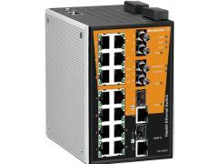 工业以太网交换机IES20-SW6/2SC