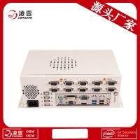 工业级主机 I3/I5/I7 电脑主机组装 工控机生产厂家