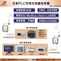 汇川PLC无线通讯模块 modbus通讯模块