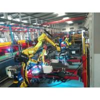 工业机器人生产线