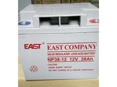 西安易事特直流屏蓄电池NP38-12(12V38AH)价格