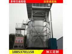 30立方有机肥发酵罐价格  鸡粪发酵罐工作原理