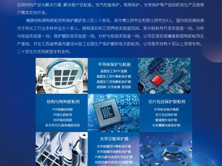 镝普材料入刊《2021智能化网刊》