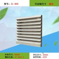 60风扇适用 百叶窗 防尘网 ZL-800 通风 过滤网