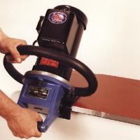 适于焊接坡口机的无油烟无灰尘的HECK9000型钢板坡口机