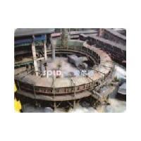 环形加热炉旋转角度检测系统