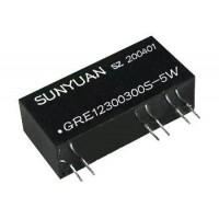 宽电压输入隔离稳压双回路输出高压模块电源