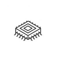恩智浦集成电路位移传感器 MMA8653FCR1