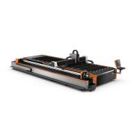 武汉管板一体光纤激光切割机一体式金属切割机