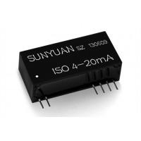 4-20mA模拟信号隔离器ISO 4-20mA