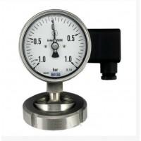 WIKA威卡压力表232.30.100充油隔膜不锈钢防爆