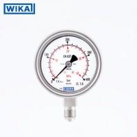 WIKA压力表432.50.180,100psi/Kpa