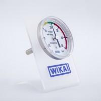 WIKA威卡压力表532.52黄铜波登管变送器