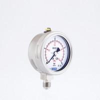 WIKA压力表232.50.100径向M20*1.5
