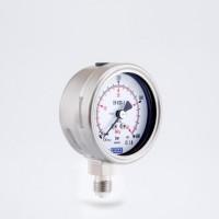 WIKA压力表633.50.1000-100mbarG1/2
