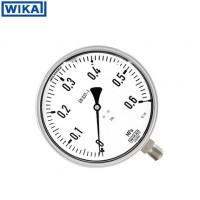 WIKA压力表PGE23.100-6MpaM20*1.5耐震