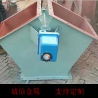气动三通阀重锤卸灰阀双层翻板阀除尘设备配套使用