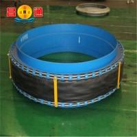 常年生产非金属膨胀节蒙皮圈带耐磨耐用质保一年