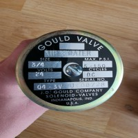 Gould solenoid valve电磁阀