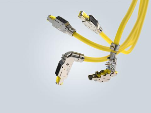 RJ Industrial® MultiFeature为接入工业物联网提供便利