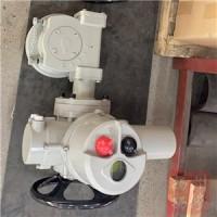 供应扬修电装部分回转电动头DQW3000-WK尺寸定制