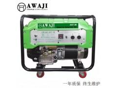 电启动7.5KW三相汽油发电机    AG7.5E3