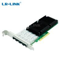 PCIe x8 四光口10G SFP+以太网网络适配器