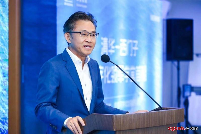 新闻图片2_清华—西门子数字化领军学堂首期开学,培养中国工业未来的企业领袖