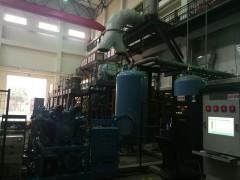 NHR系列仪表在专用树脂生产自动化改造的应用