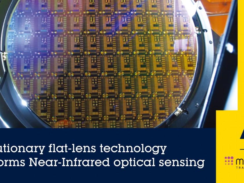 意法半导体与Metalenz合作研制开创性消费、汽车和工业光学传感器
