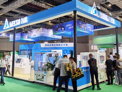 驱动包装行业智造升级 台达出席2021上海国际加工包装展
