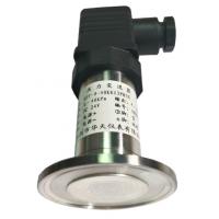 HPT-9卫生级平膜压力传感器、变送器-昊华电气压力传感器