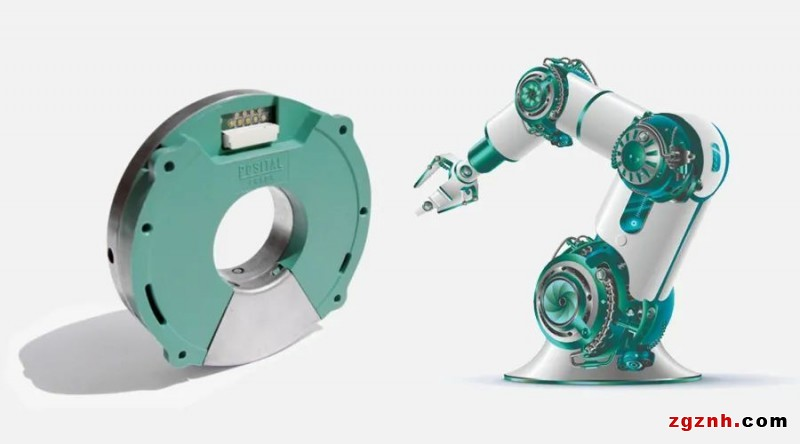 新一代空心轴编码器——打破多圈限制,填补运动控制领域的一个重要空白