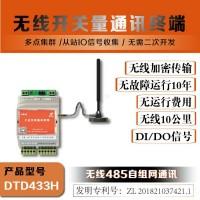 无需更改程序PLC无线控制电磁阀