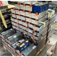 新能源汽车底盘锂电池模组回收
