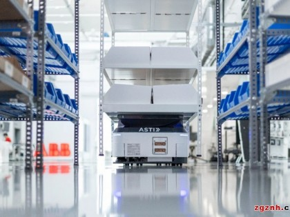 ABB将收购ASTI移动机器人,以自主移动机器人推动柔性自动化迈入新阶段