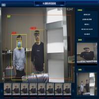 AI不戴口罩识别检测