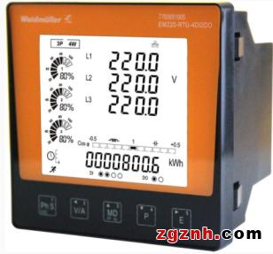 变废为宝,出色的电能监控不可少——魏德米勒电能表在环保处理设备中的应用