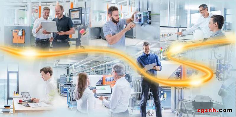 魏德米勒工业物联网解决方案可对本地机器和系统进行高效且经济有效的状态监控