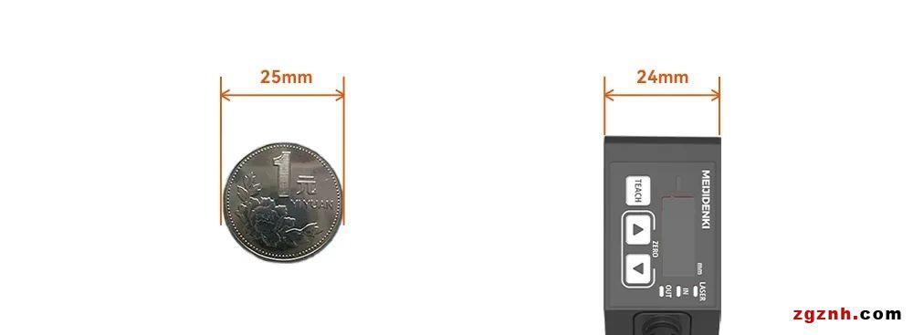 超小型、大量程、高精度,可对传感器进行编码溯源的MLD21来啦!