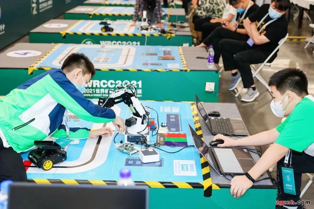 "2021WRCC青少年机器人设计大赛DOBOT智造大挑战""智慧冬奥""圆满收官!"