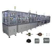 马达组装线-打印机马达生产设备