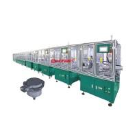 电机全自动化生产线-汽车变速箱排挡电机装配线