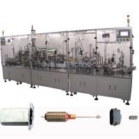 电机自动化组装设备-汽车摇窗电机生产设备