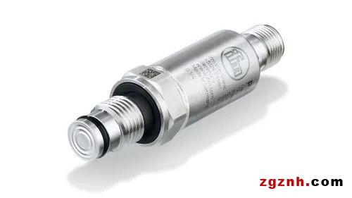【新品】易福门G1/4过程连接的齐平式小型压力传感器