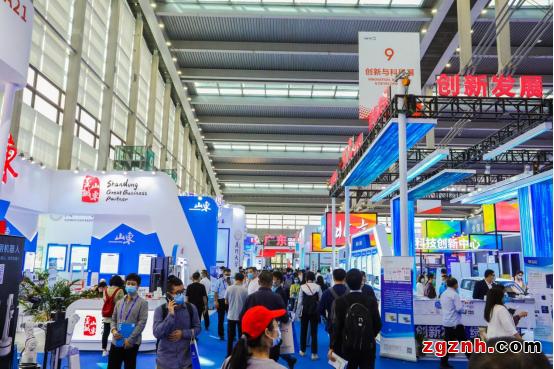 国内外创新科研成果亮相第二十三届高交会创新与科研展