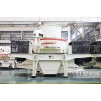 制砂机生产砂石工艺流程、应用范围和性能介绍